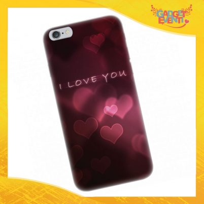 "Cover Smartphone ""I Love you"" Gadget Eventi"