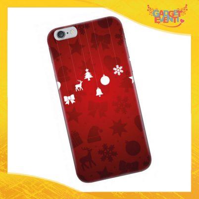 """Cover Smartphone Natale Cellulare Tablet """"Addobbi natalizi"""" Gadget Eventi"""