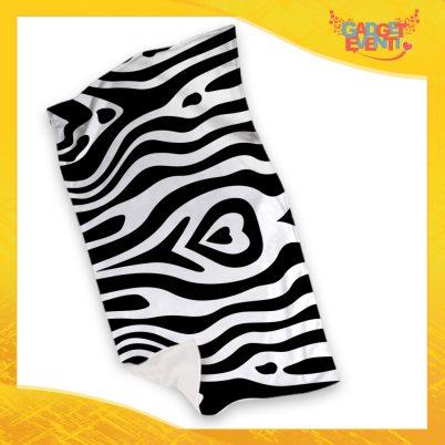 """Plaid Coperta in Pile """"Zebra"""" Gadget Eventi"""