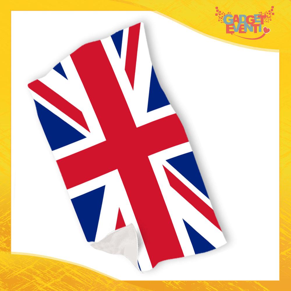 "Plaid Coperta in Pile ""England"" Gadget Eventi"