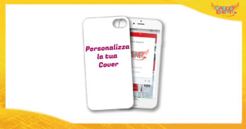 Personalizza la tua Cover Smartphone Tablet Gadget Eventi