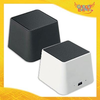 """Altoparlante Bluetooth Portatile """"B-Box"""" Cassa Audio Gadget Eventi"""