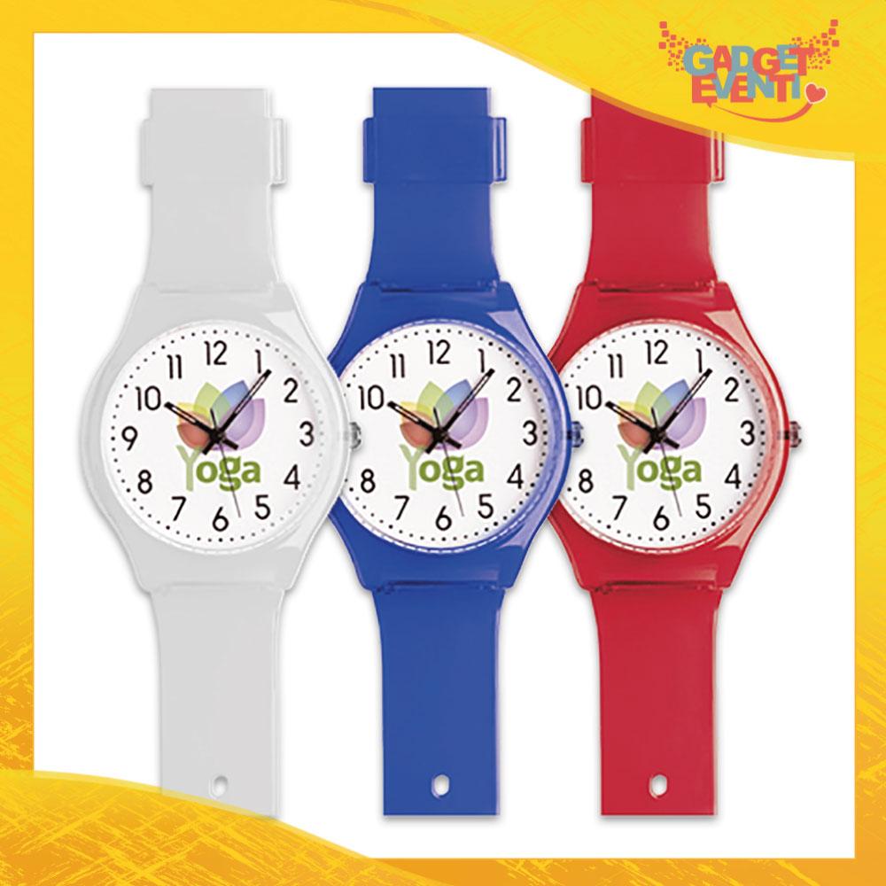 """Orologio Analogico Personalizzabile """"I Time ADV"""" Gadget Eventi"""