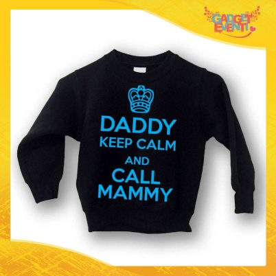 "Felpa Bambino Baby ""Keep Calm and Call Mammy"" Gadget Eventi"