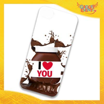 """Cover Smartphone Cellulare Tablet """"I Love You Cioccolato"""" San Valentino Gadget Eventi"""