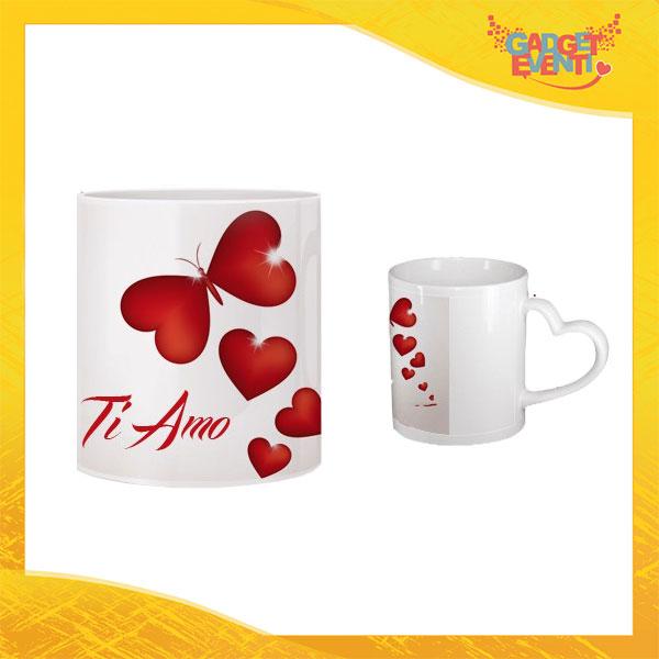 """Tazza dell'Amore """"Per Sempre Insieme"""" San Valentino Gadget Eventi"""