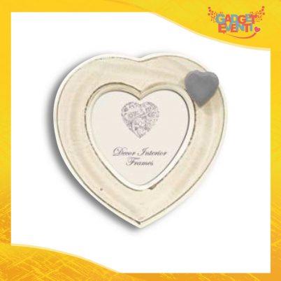 """Cornice Dell'Amore """"Light Heart"""" Portafoto San Valentino Gadget Eventi"""
