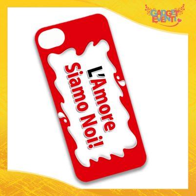 """Cover Smartphone Cellulare Tablet """"L'Amore Siamo Noi Bar"""" San Valentino Gadget Eventi"""