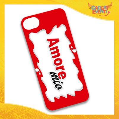 "Cover Smartphone Cellulare Tablet ""Amore Mio Bar"" San Valentino Gadget Eventi"