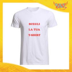 Scegli la tua t-shirt maglietta Gadget Eventi