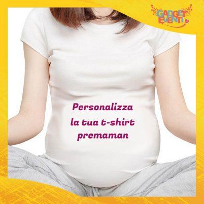 Personalizza la tua T-Shirt Premaman Gadget Eventi