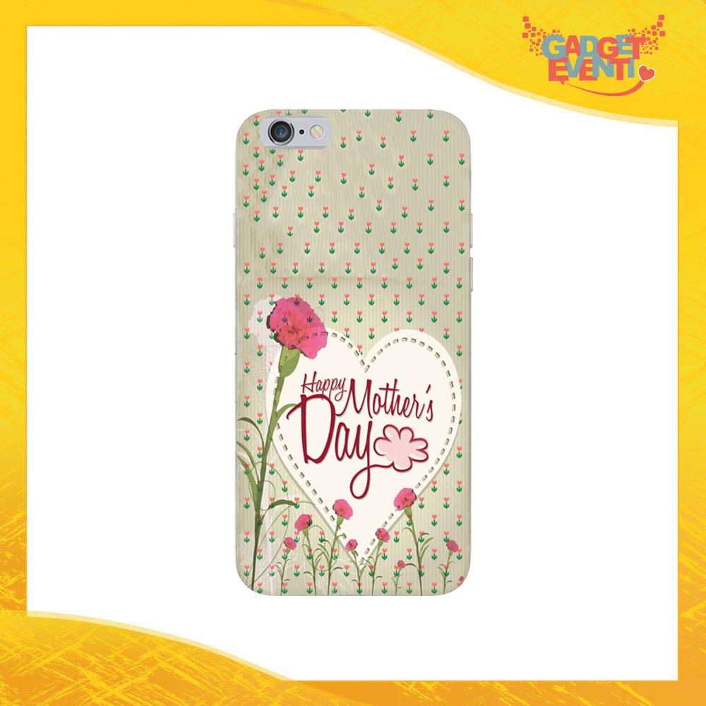 """Cover Smartphone """"Mother's Day Cuore"""" Protezione per Cellulare Festa della Mamma Idea Regalo Gadget Eventi"""