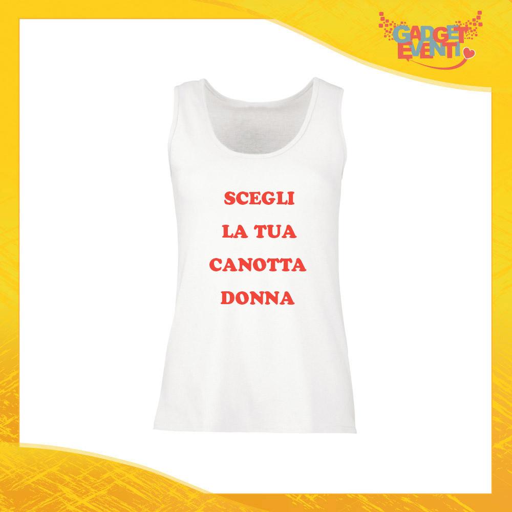 Canotte Donna