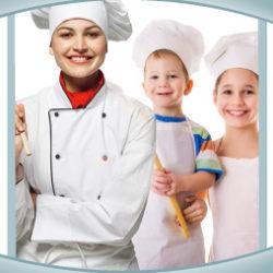 Scopri la nostra Linea Cucina e Ristorazione troverai tanti articoli per il settore alimentare