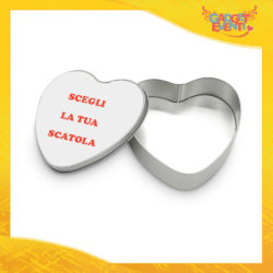 Scegli la tua Scatola in Metallo Idea Regalo Originale Gadget Eventi