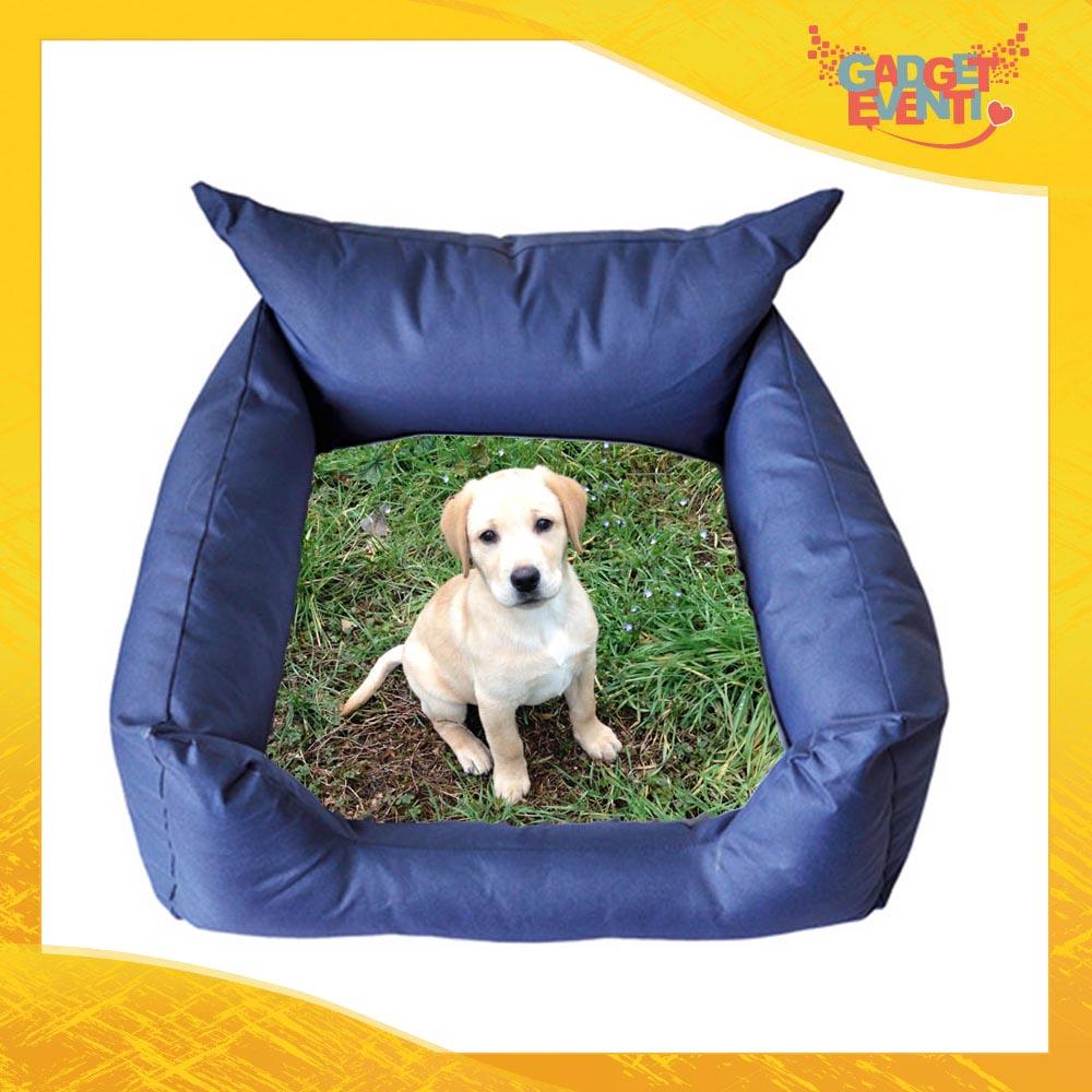 Cuccia per il tuo Cane o gatto Personalizzata con Foto Testi e Immagini Idea Regalo Linea Pet Gadget Eventi