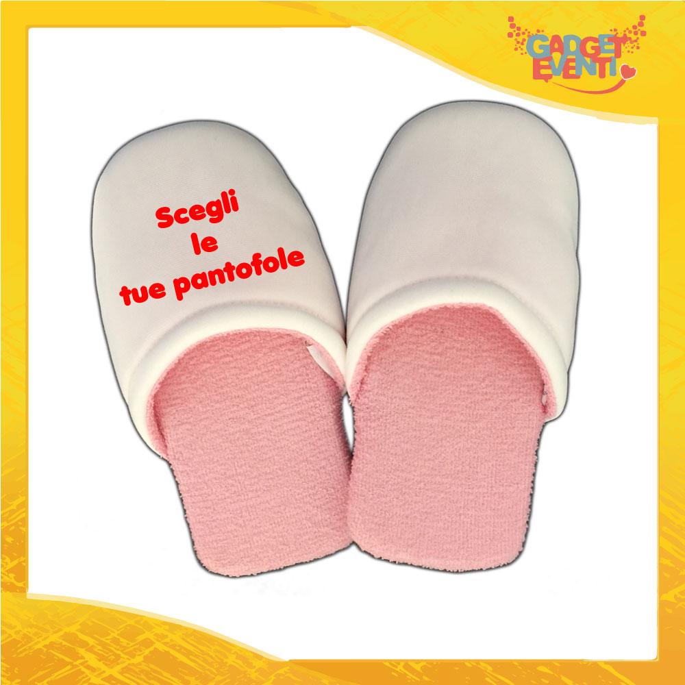 Coppia pantofole