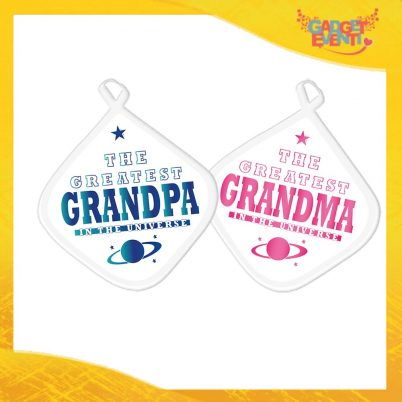 COPPIA PRESINA GREATEST GRANDPA/MA
