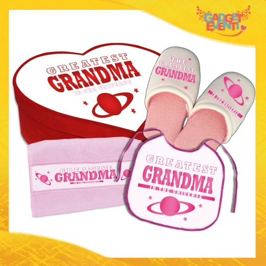 KIT GIOVANI DENTRO GREATEST GRANDPA/MA ROSA