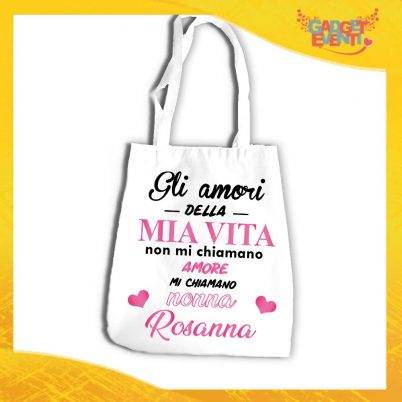 SHOPPING BAG NONNA MI CHIAMANO NONNA