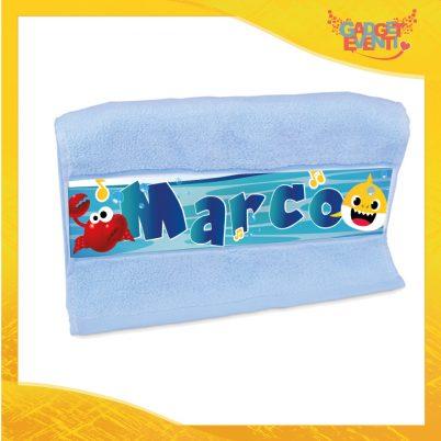 Asciugamano bimbo personalizzato con nome Acquapark