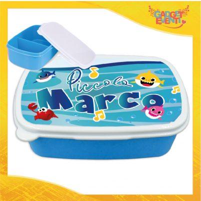 Porta pranzo bimbo personalizzabile con nome Acquapark