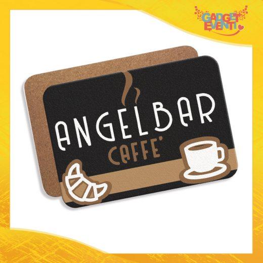 pannello personalizzato per bancone bar