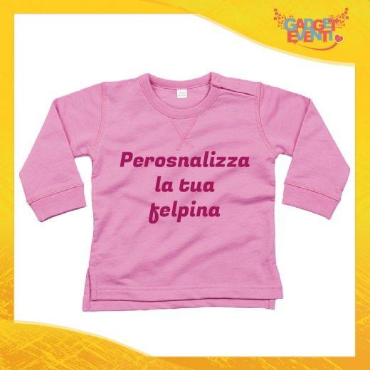 Felpina baby rosa
