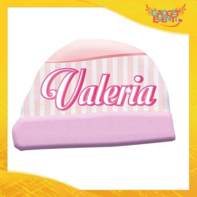 cappellino bimba personalizzabile con nome Scarpette