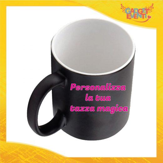 tazza magica personalizzata visibile con inserimento bevande calde
