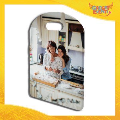 Tagliere Classico in ceramica Personalizzato con Testo e Foto idea regalo