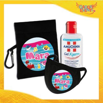kit igienizzante bimba personalizzabile con nome acquapark